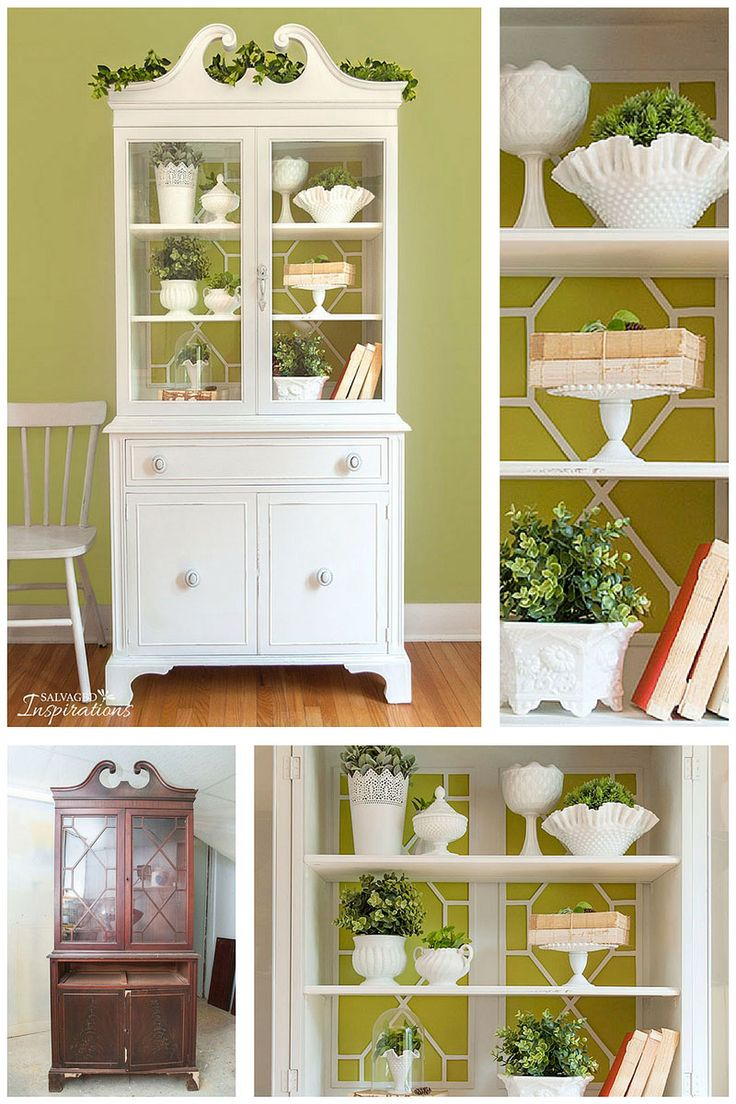 940 best Before And After Painted Furniture images on ...