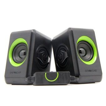 Special Price SonicGear Quatro 2 USB Speaker (Black Green)Order in good conditions SonicGear Quatro 2 USB Speaker (Black Green) ADD TO CART SO177ELAROJLANMY-843905 TV, Audio / Video, Gaming & Wearables Audio Portable Speakers SonicGear SonicGear Quatro 2 USB Speaker (Black Green)