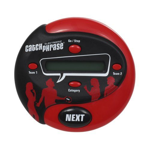 Electronic Catchphrase Game  http://www.bestdealstoys.com/electronic-catchphrase-game-2/