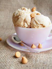 Maapähkinävoi on yksi herkku mistä joko tykkää todella paljon tai ei ollenkaan. Ja varsinkin jäätelön muodossa tämä suolaisen ma...