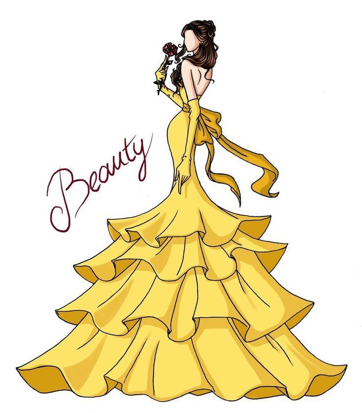 FAIRY TALE GIRLS PROJECT: Beauty by ~WeleScarlett on deviantART