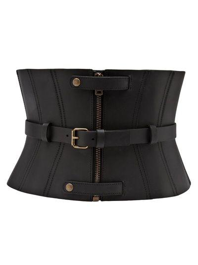 MCQ BY ALEXANDER MCQUEEN Wide Belt - Women's Belts - amzn.to/2hOqA0h Women's Belts - http://amzn.to/2id8d5j