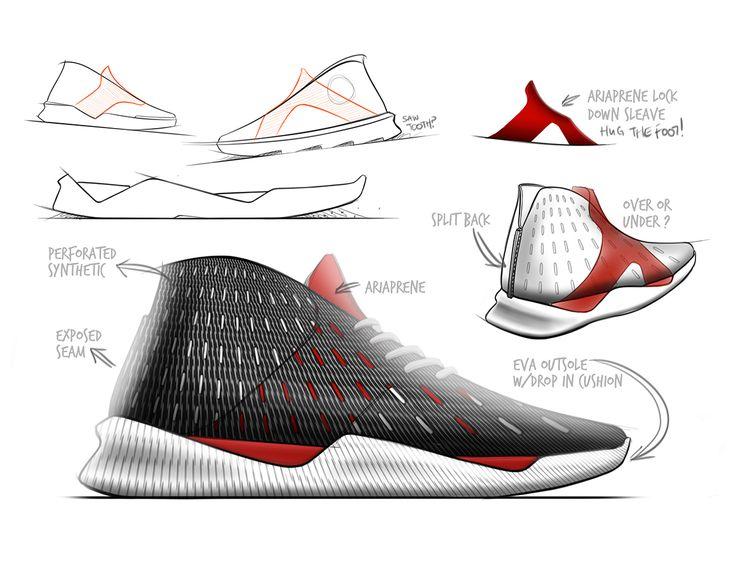 Nation Uplifted Mens Footwear Design on Behance