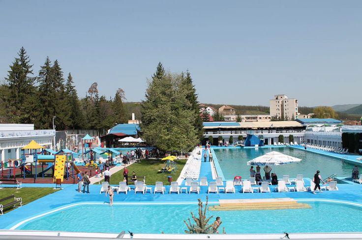 one of the major resorts, Geoagiu