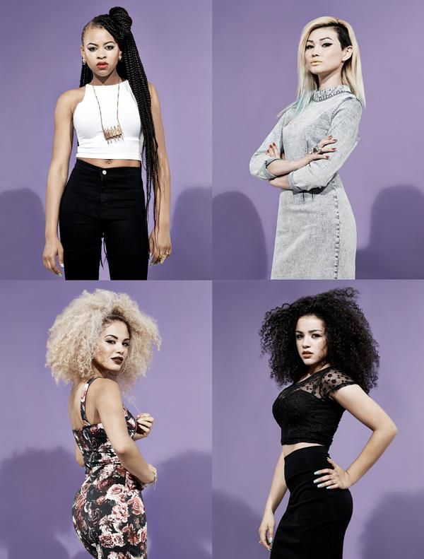 neon jungle music group tumblr | Neon Jungle by Neil Bedford