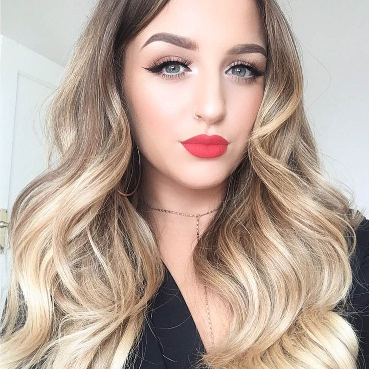 Milk + Blush Hair Extensions: 20-22″ Luxurious Set in the shade Surfs Up
