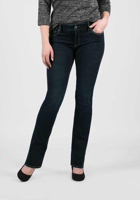 Ladies Baby Boot Jeans