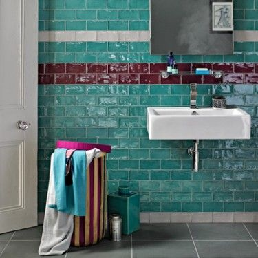 Teal   Bathrooms   Shop By Suitability   Wall U0026 Floor Tiles