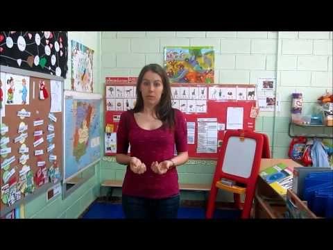▶ Trabajo por rincones en Infantil 1ª parte - YouTube