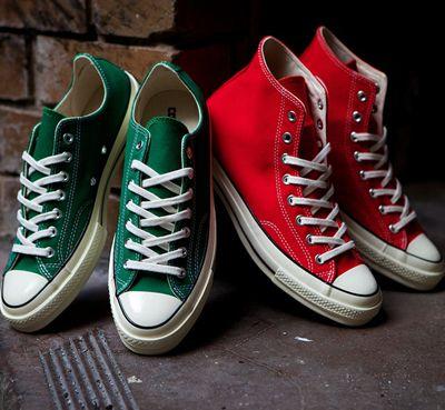 Converse Rilis Chuck Taylor All Star Edisi Spesial Natal | MEN'S JOURNEY
