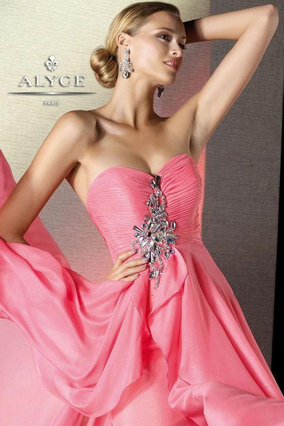 38 mejores imágenes de Alyce B-Dazzle Prom Dress en Pinterest | Html ...