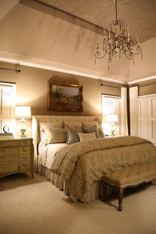 1000 Ideas About Country Style Bedrooms On Pinterest