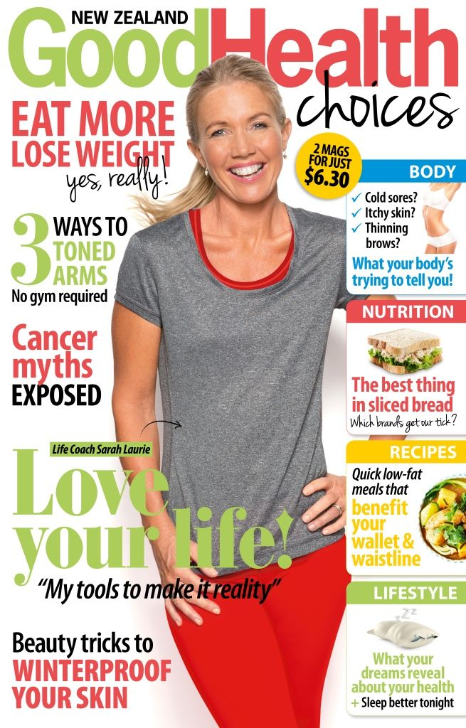Good Health Choices May 2014 issue