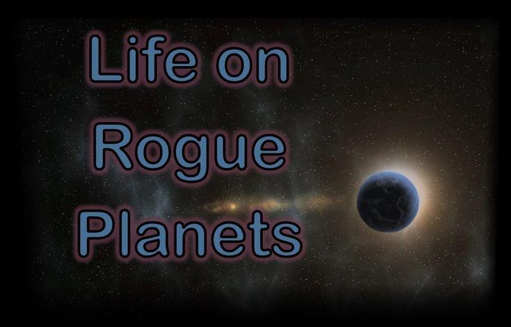 Habitable Planets 4: Life on Rogue Planets