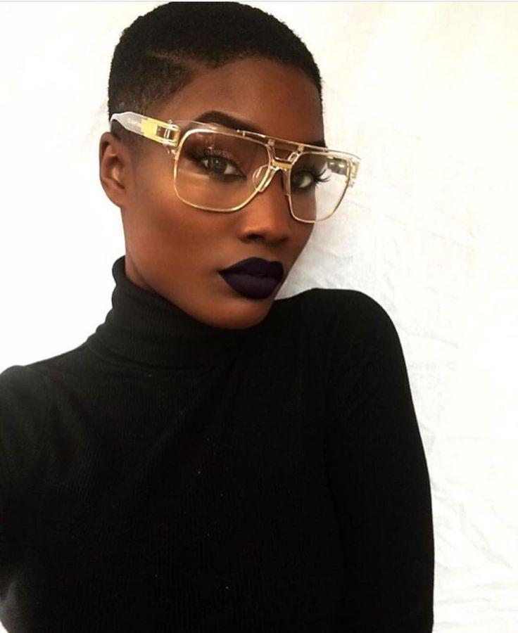 @gsterl ・・・ For make-up tutorials follow @darkskinwomen.makeup