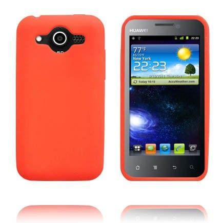 Soft Shell (Rød) Huawei Honor Deksel