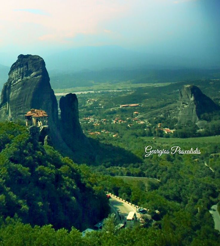 METEORA _GREECE.....