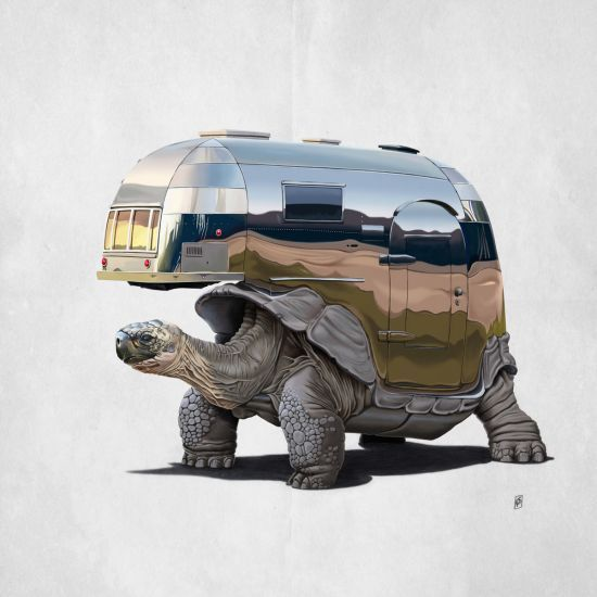 Loving this pic Pimp My Ride (Wordless) by rob_art_animals via @mipic_app art | decor | wall art | inspiration | animals | home decor | idea | humor | gifts