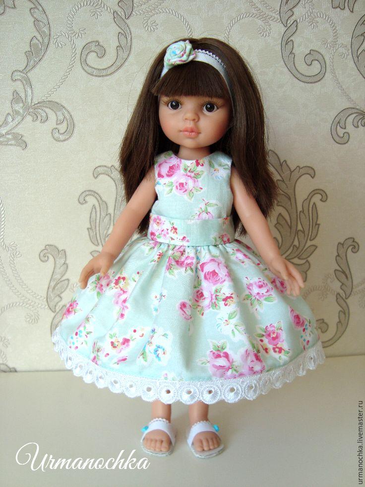 Подробный мастер-класс: шьем очаровательное платье для куклы - Ярмарка Мастеров - ручная работа, handmade