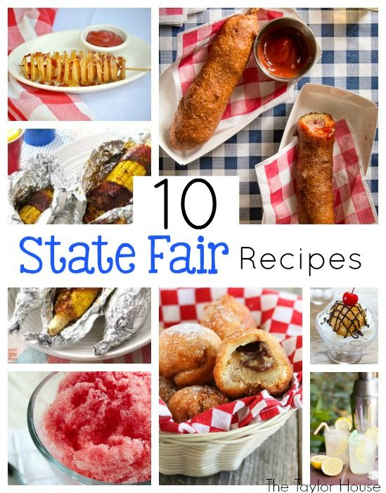 Blog post at The Taylor House : It's that time of year again, the Minnesota State fair is right around the corner!  We have some awesome information on the new foods  and[..]