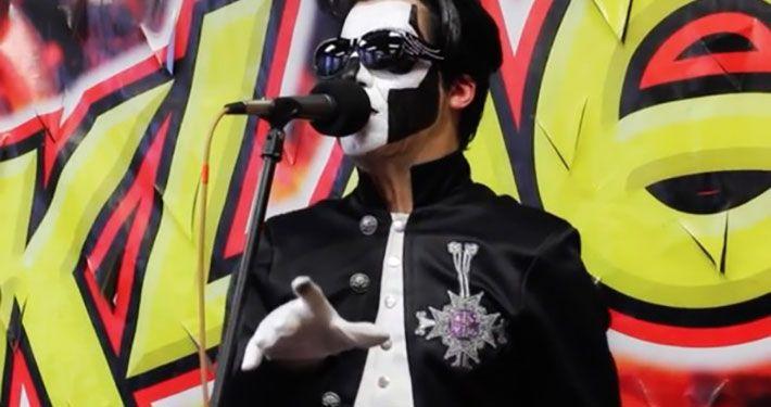 GHOST'tan radyo şovu için akustik performans #ghost #metal