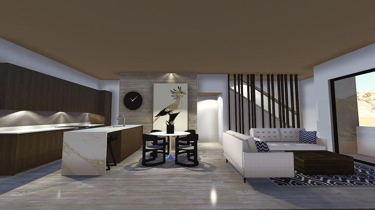 Mz Living Scottsdale Az Interior Rendering Interior Rendering Interior Rendering
