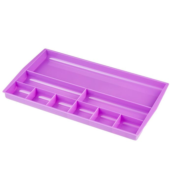 This will help me tidy up and sort out all my stationary that I use everyday. This design looks to fit into my desk drawers easy. P.S - purple is my favourite colour!!
