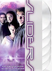 Sliders : OLDIES.com - TV Shows on DVD, By Decade, TV Series, Classic TV Shows