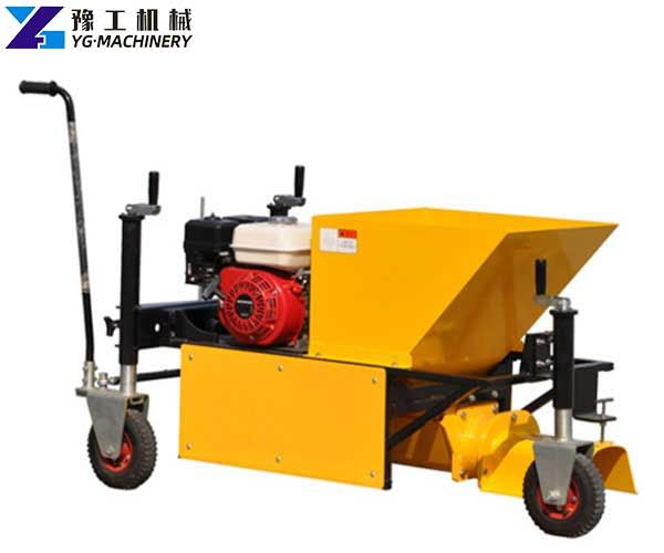 Curb And Gutter Machine For Sale In 2020 Gutter Construction Process Curb Stone