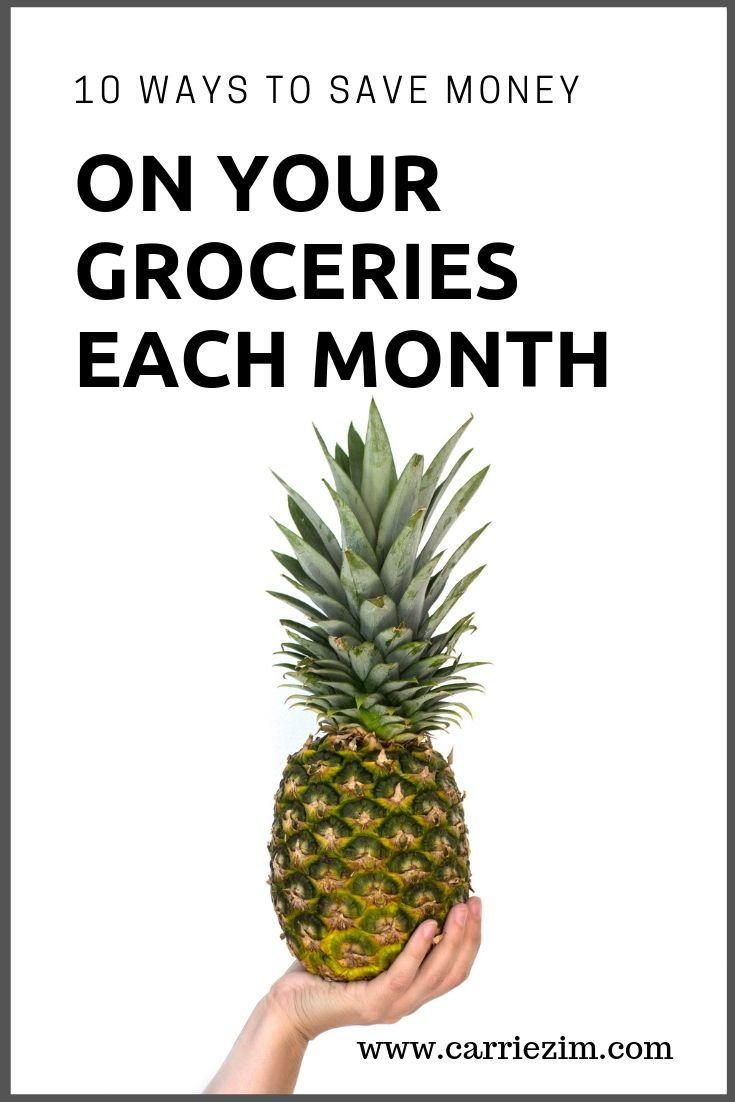 10 Möglichkeiten, jeden Monat Geld für Ihre Einkäufe zu sparen. Einen Plan haben und …   – Get out of debt