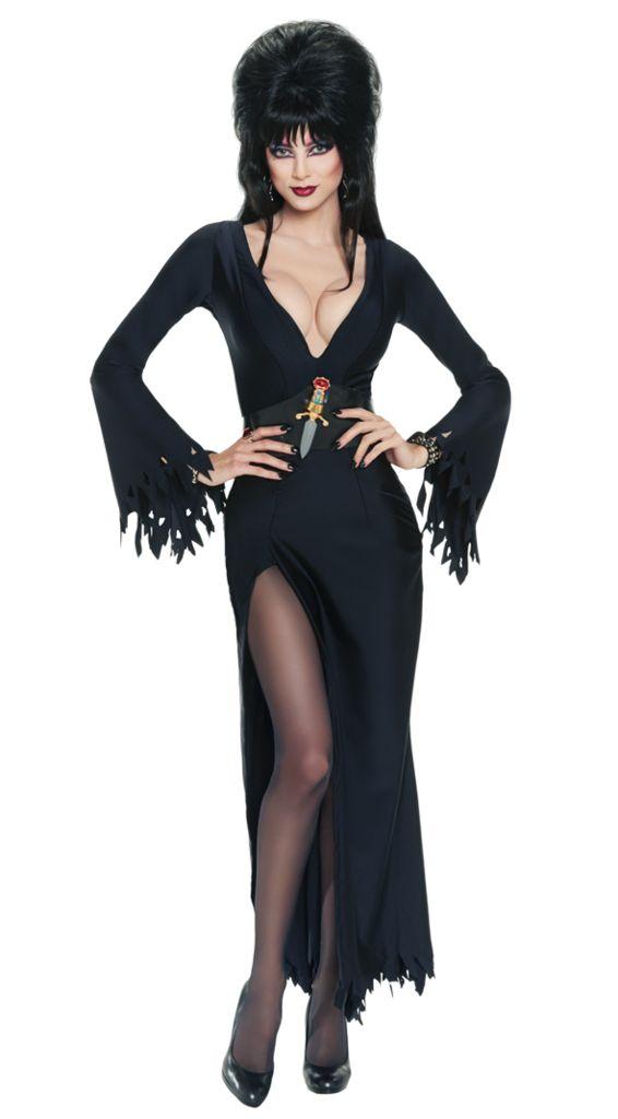 Official Elvira Costume (Grand Heritage)