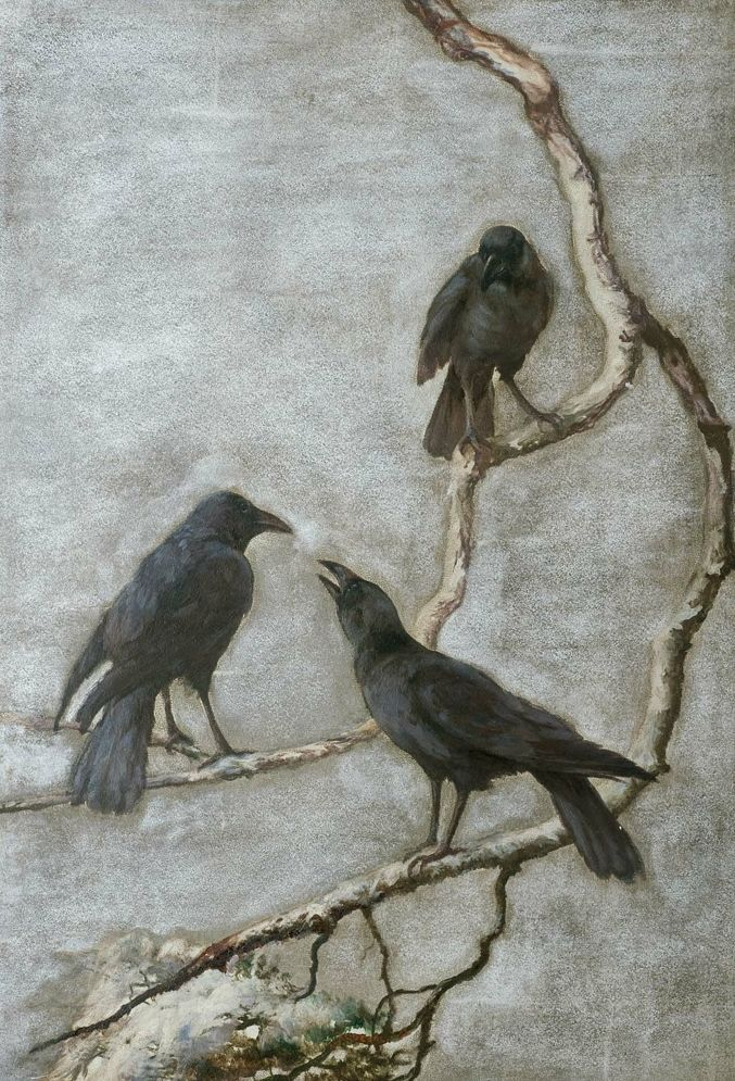 362 best images about Crow Art 2D on Pinterest | The raven ...