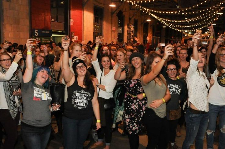Motivated by good times, quality conversations, a passion for craft beer and so much more! The Society of Beer Drinking Ladies ALWAYS hosts a great #Bevy. Check them out here: http://blog.bruha.com/the-society-beer-drinking-ladies/   #Drinks #Food #Toronto #CraftBeer #Beer #Canada #Events