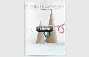 magazine | a subtle revelry
