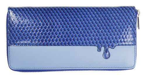 Minna Parikka - DRIP WALLET BLUE