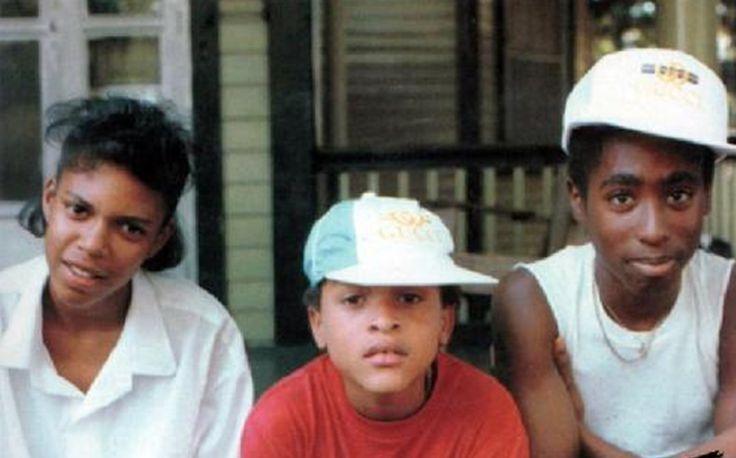 Sekyiwa Shakur, Yaki Kadafi (Yafeu Fula), Tupac Shakur