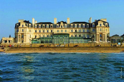 Centre de thalasso-thérapie à St Malo, en Bretagne