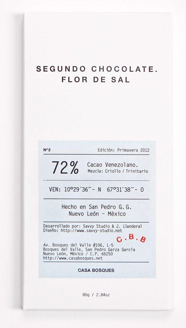 Casa Bosques Chocolates | Designer: Savvy Studio