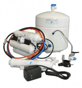 There are many Reverse Osmosis systems available on the market. They come with different from brands, different stages and functions. Here, we have put a list of top 5 best reverse osmosis systems.