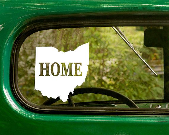 Best State Home Decals For Your Car Tuck Laptop Windows - How to make vinyl car decals at home