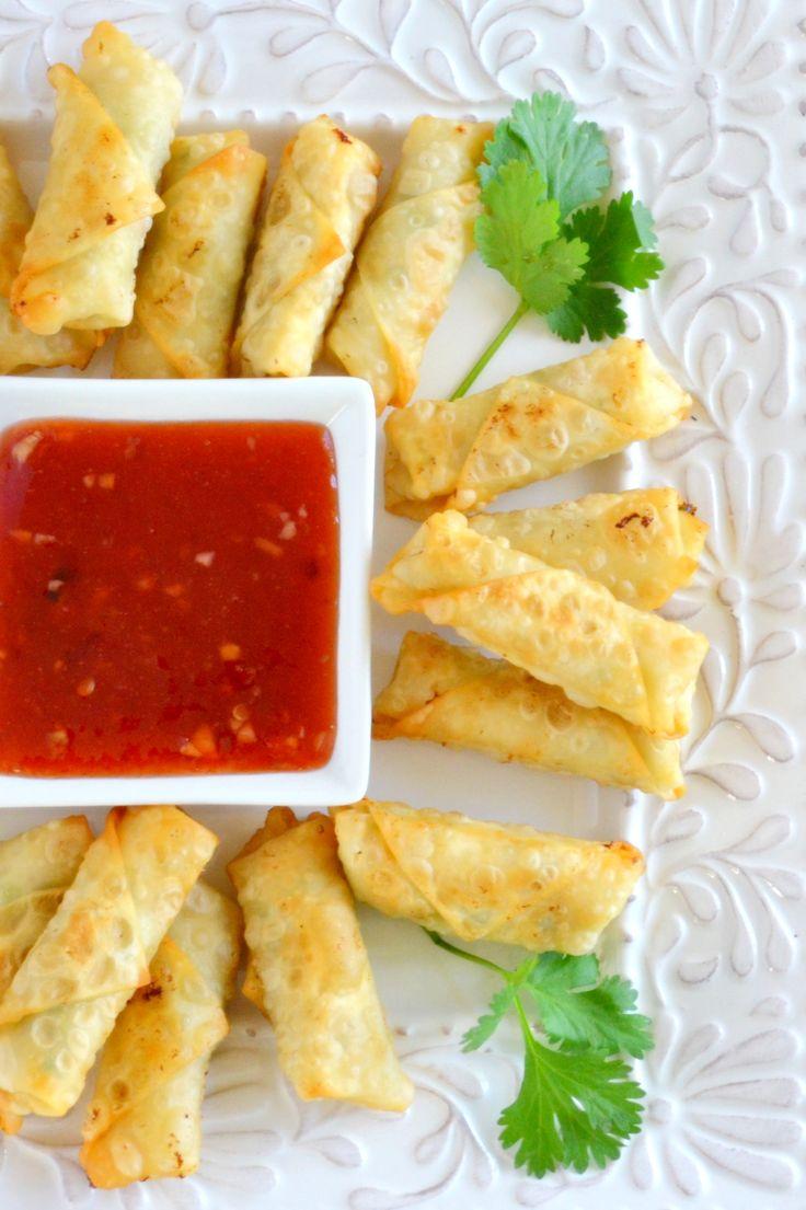 ... Rolls, Appetizers Snacks Salads Sid, Shrimp Eggs Rolls, Shrimp Spring