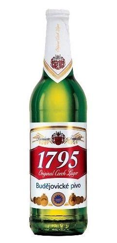 1795 Original Czech - Lager -  Budejovicky Mestansky Pivovar