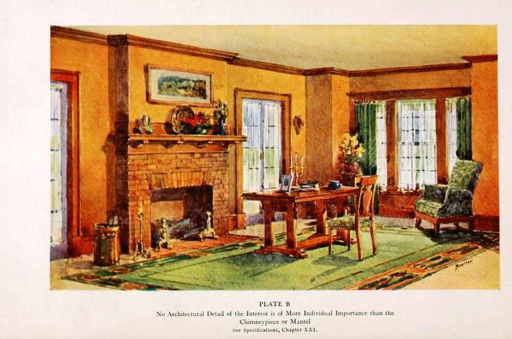 Your home it 39 s decor 1910 my favorite interiors for Home decor 1910