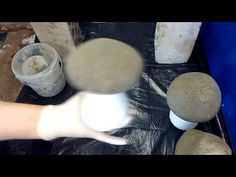 DIY Beton gießen Pilze, My Crafts and DIY Projects