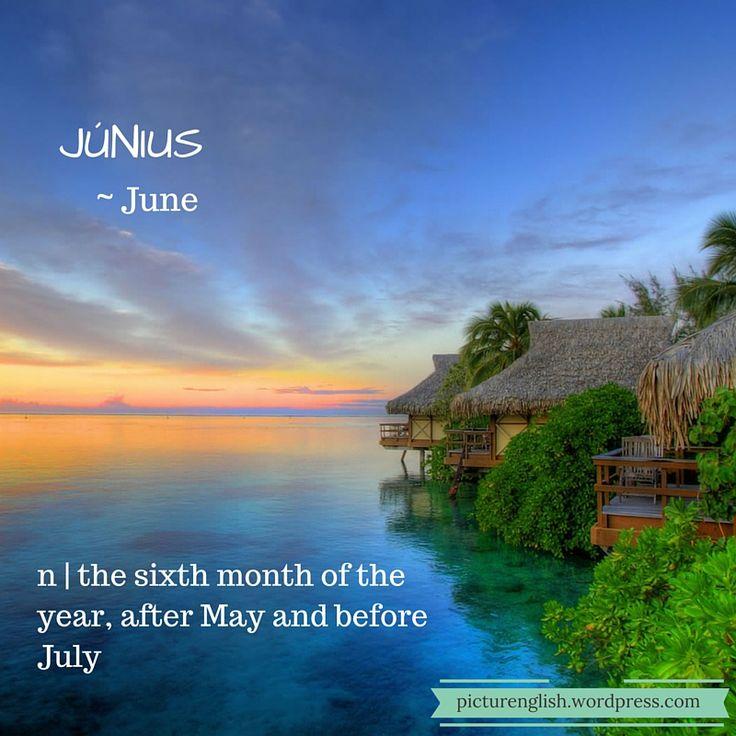 June / Június