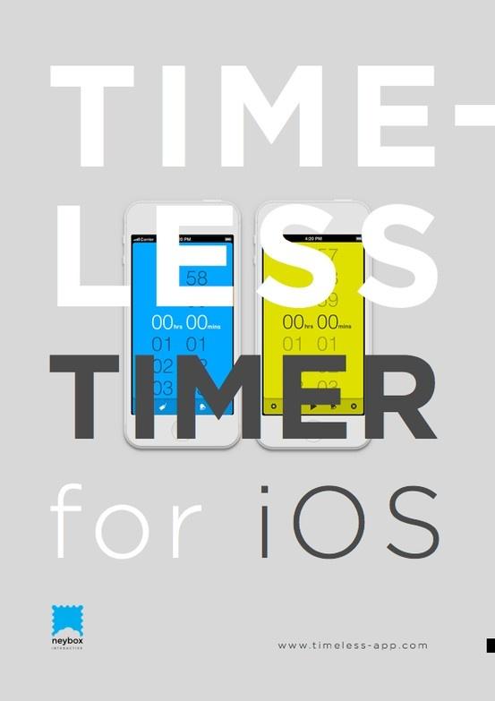 Announcing Timeless Timer v.1.1!! http://timeless-app.com