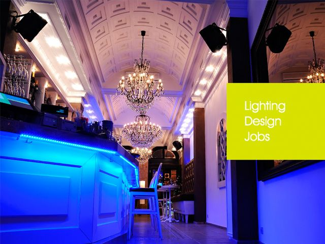 Find Lighting Design Jobs In The UK With Careers Specialists Recruitment Of Interior Product And Furniture Designers