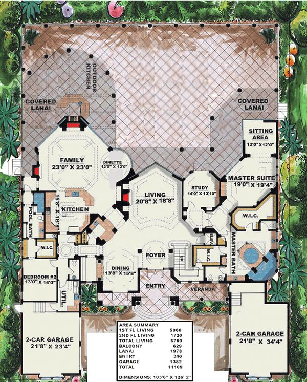 plan 66070we stunning two story luxury home plan