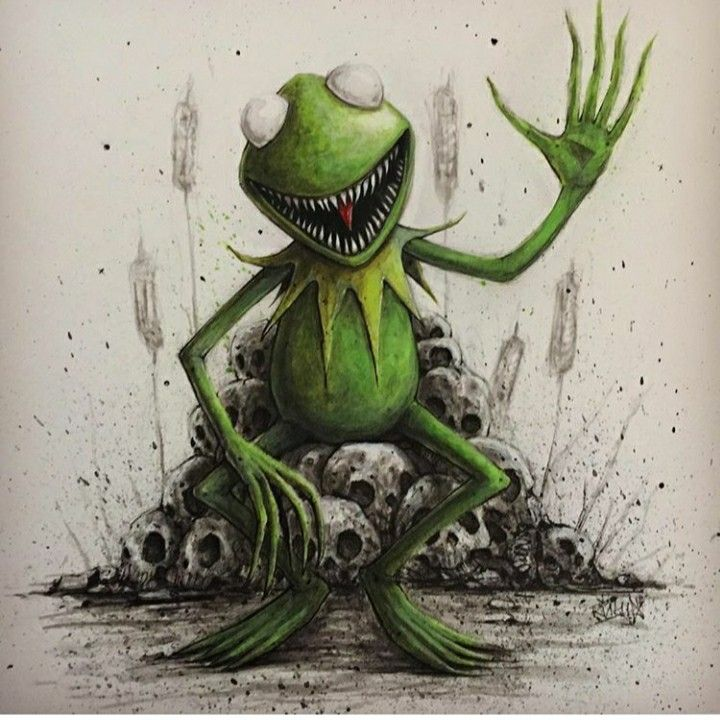 evil cartoon drawings - 720×720