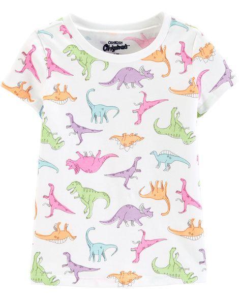 af09ec675 OshKosh Originals Graphic Tee. OshKosh Originals Graphic Tee Dinosaurios Para  Niños, Camisetas Estampadas, Compras, Blusas ...